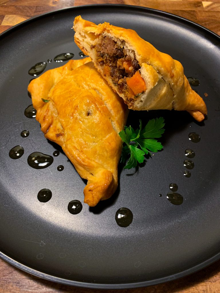 Argentinian Inspired Beef Empanadas