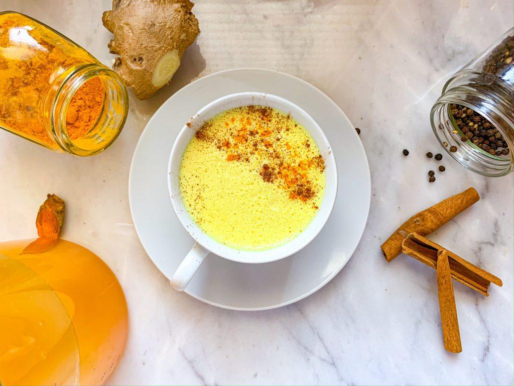 Golden Milk Chai