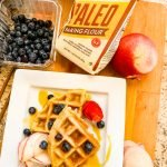 Paleo Waffles with Bob's Red Mill Paleo Baking Flour