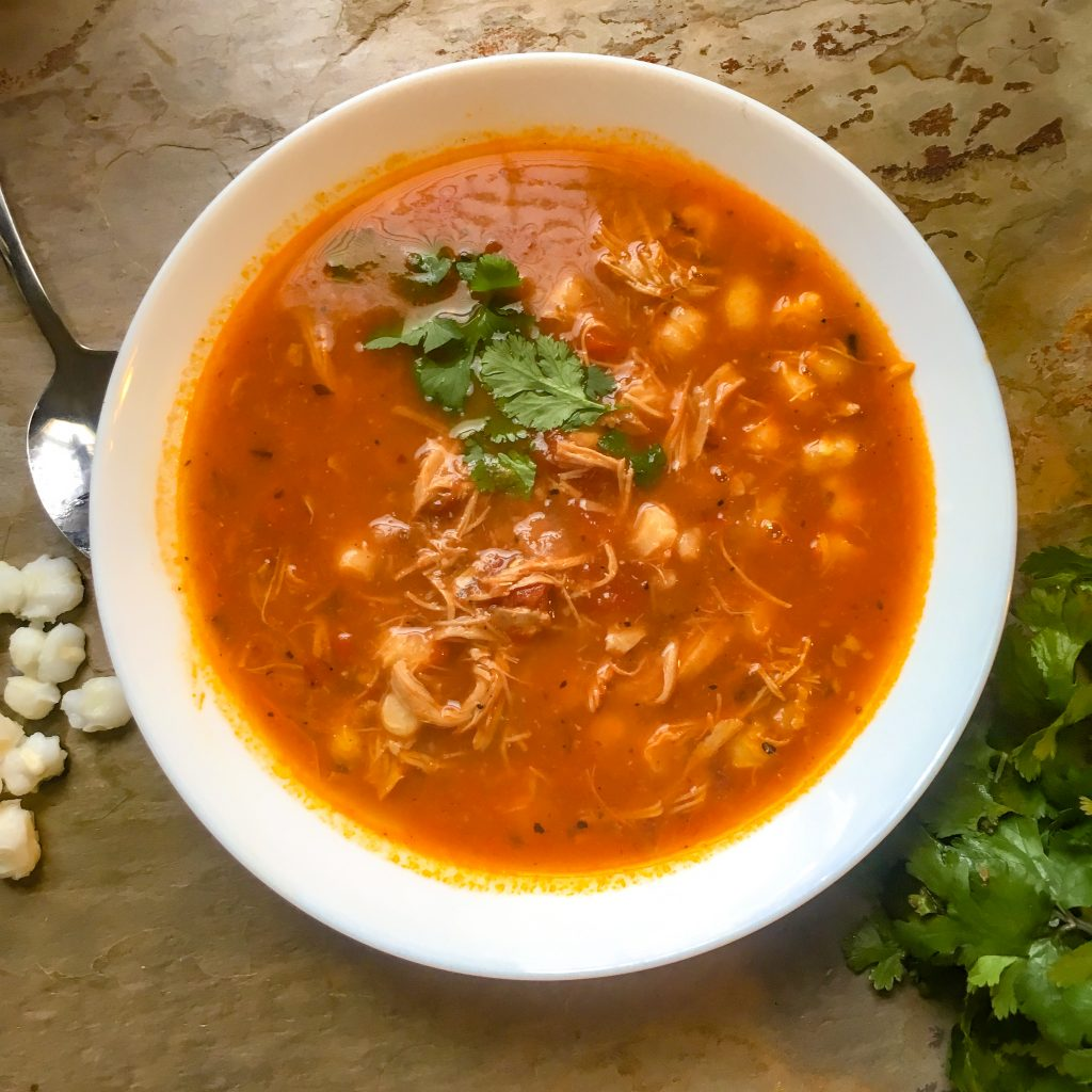 Pozole Rojo & Breakfast