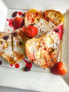 French Toast Hearts